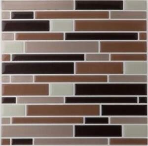 12 sheets mosaic magic gel backsplash wall tiles self adhesive 9 12 x