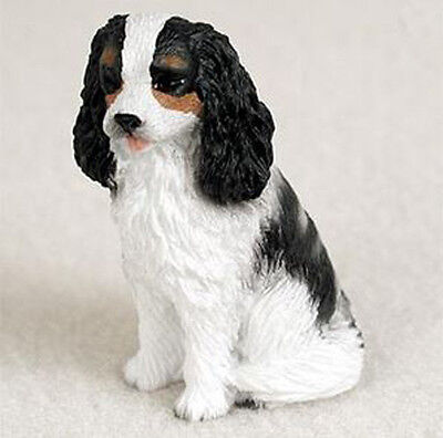 Cavalier King Charles Dog Pen Replaceable Ballpoint Black Ink Tri