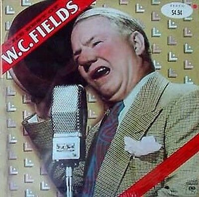 W.C. FIELDS - THE BEST OF - COLUMBIA - 2 LP SET-