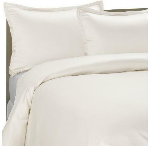 100% Modal Sateen 250 Thread Count Duvet Cover Set Bedding