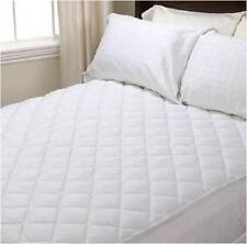 EXTRA DEEP LUXURY QUILTED MATTRESS PROTECTOR All Sizes Anti Allergy SALE