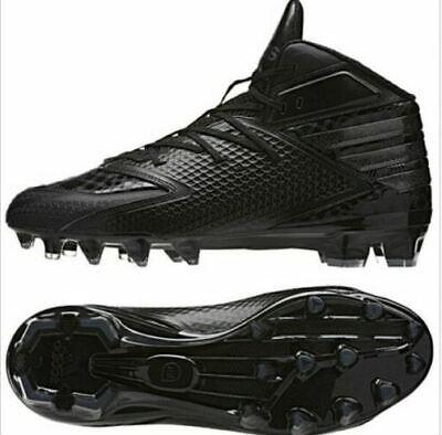 premium selection e9a2f 45996 Adidas Mens Freak X Carbon Mid Football Cleats (Q16058) Size 16
