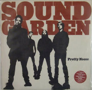 Soundgarden-Pretty-Noose-NEW-MINT-Limited-edition-7-inch-single-on-RED-vinyl