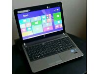 Hp Probook 4330s. Core i3. Working but spares or repair