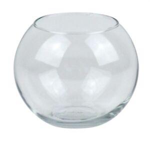 Bubble Ball 5 Inch Fish Bowl Vase Decorative Display Wedding Party Centrepiece