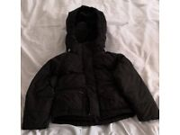 Boys Gant quilted jacket Age 4