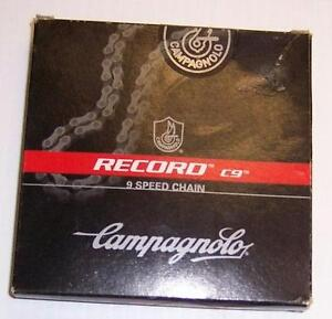Campagnolo C9 Record Chain N.O.S.