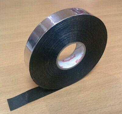 Coroplast 1238x High Temp Aluminum Foil Pet Cloth Glass Tape Heat Reflective