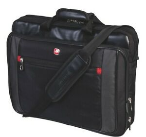 "Swiss Gear SWA0586L 17.3"" Laptop Bag – Black"