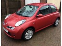 Nissan micro-2008-96k MLGE-full service history-1 year mot-QUICK SALE PRICE-CHEAPEST IN THE COUNTRY