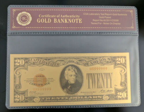 Gold Foil Polymer Collectors Piece  #I
