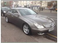 Mercedes Benz CLS, Auto, Grey, 2 Owners, FSH, Sat Nav, Long MOT, HPI Clear, Very good condition!