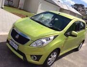 Holden Barina Spark 2011- Green Success Cockburn Area Preview