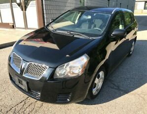 **STOP HERE**2009 Pontiac Vibe Auto Accident Free Wagon