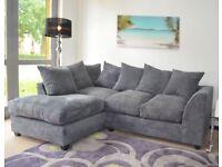 ❕❗ Brand New Grey Corduroy Sofas in Best Prices on Gumtree ❕❗