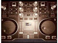 HERCULES MP3 E2 DJ CONTROLLER