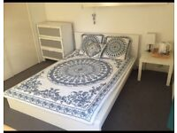 Spacious double room to rent in Camberley home