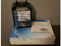 Ps4 10 games 2 controllers.