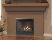"Majestic Patriot 36"" fireplace"