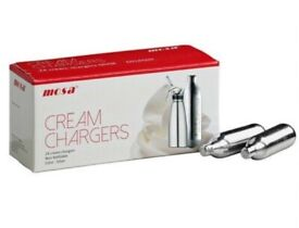 CREAM CHARGERS AVAILABLE LONDON