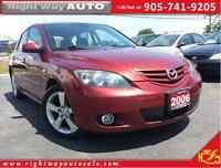 2006 Mazda Mazda3 GT | 160Km | SAFETY & E-TESTED