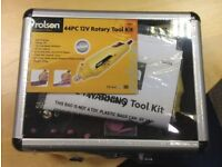 Rolson 44pc rotary tool kit