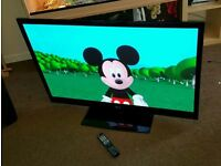 Lg 42 inch HD tv excellent condition fully working with remote control