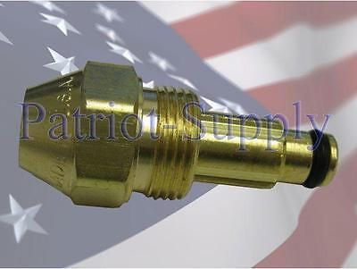 Delavan 38745-2 Da-2 Siphon Nozzle For Waste Oil Burners Same As Reznor 107310