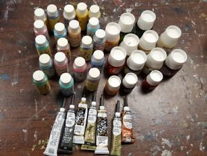 Paint Set for Glass