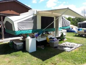 2005 Rockwood Freedom Pop-up Trailer