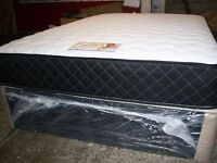 *14-DAY MONEY BACK GUARANTEE!* Kingsize Luxury Memory Orthopaedic Bed and Mattress SAME DAY DELIVERY