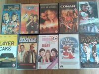 FREE 16 VHS Tapes Good Titles plus some Old Movies