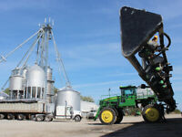 Crop Protection Manager and Sprayer Operator