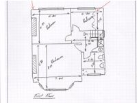 Floorplans - Drawing (sketch/rough) and measuring