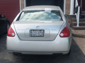 2004 NISSAN MAXIMA - GOOD CONDITION LOW KMS - $2700 AS-IS