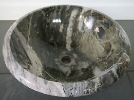 Stunning Solid Marble Basins