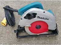Makita circular saw 110v
