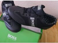 HUGO BOSS SHOES / TRAINERS BRAND NEW SIZE 7 (FREE DELIVERY )