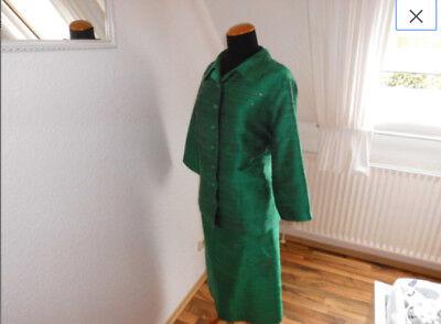 Kostüm Gr.42 -44 Vintage Retro 70er Oldschool Rock Blazer Kleid Original 👠