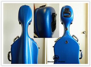 fiberglass cello case ebay. Black Bedroom Furniture Sets. Home Design Ideas
