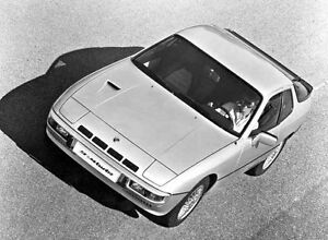 1980 Porsche 924 turbo Coupe (2 door)