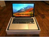 13.3' Apple MacBook Pro Core i7 2.9Ghz 8GB 240GB SSD Premiere Pro After Affects Media Encode