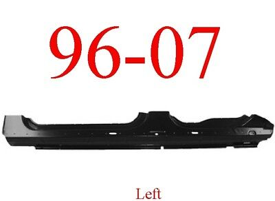 96 07 Ford Taurus Left Extended Rocker Panel Assembly, Mercury Sable