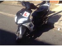 Sinnis Matrix 125cc 2012