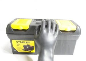 """16"""" Stanley Toolbox with Electronic Kit"""
