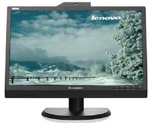 Lenovo ThinkVision LT2223z 21.5-inch FHD LED Backlit LCD VoIP Monitor - 1920x1080 - VGA, HDMI, DP - USED