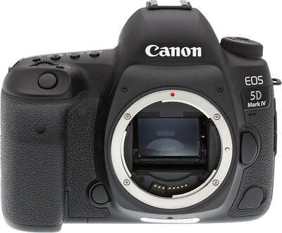 Canon Eos 5D Mark Iv Digital Slr Camera  Body Only