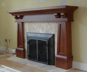 Custom Made Wooden Range Hoods, Fire Place Mantels and more... Kitchener / Waterloo Kitchener Area image 5