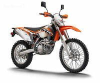Looking for the Street Legal KTM