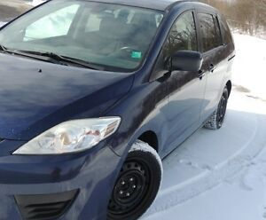 Beautiful Blue 2010 Mazda5